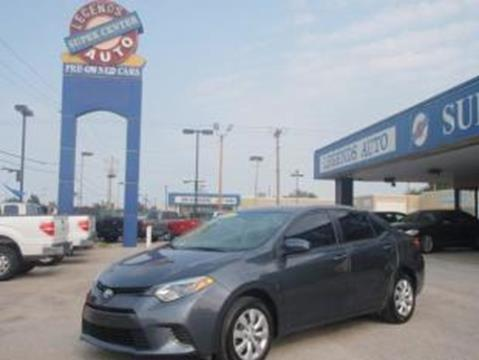 2015 Toyota Corolla for sale in Bethany, OK