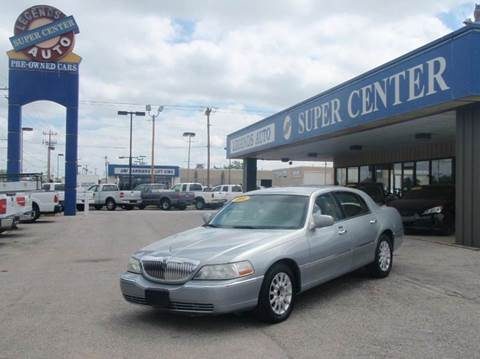 2006 Lincoln Town Car for sale in Bethany, OK