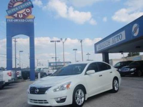 2014 Nissan Altima for sale in Bethany, OK
