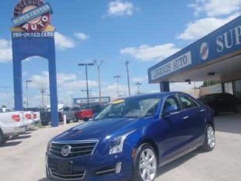 2014 Cadillac ATS for sale in Bethany, OK