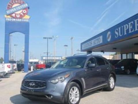 2010 Infiniti FX35 for sale in Bethany, OK