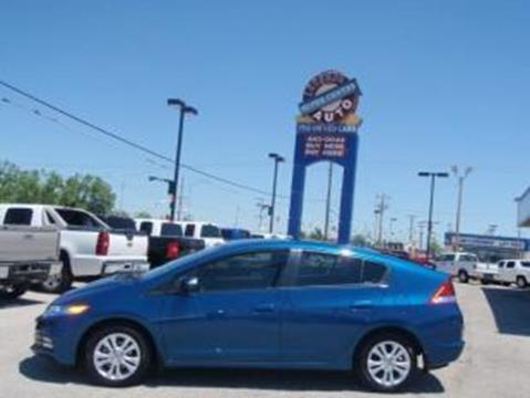 2012 Honda Insight for sale in Bethany, OK