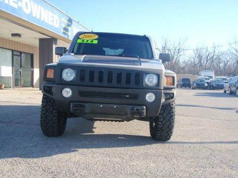 2007 HUMMER H3 for sale in Bethany, OK