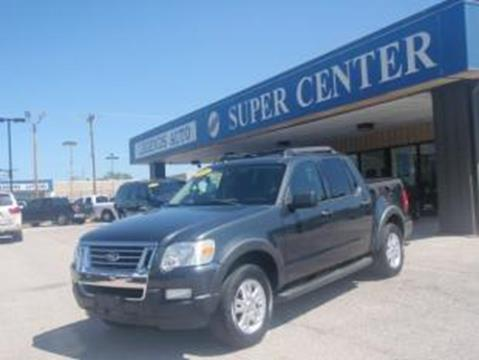 2010 Ford Explorer Sport Trac for sale in Bethany, OK