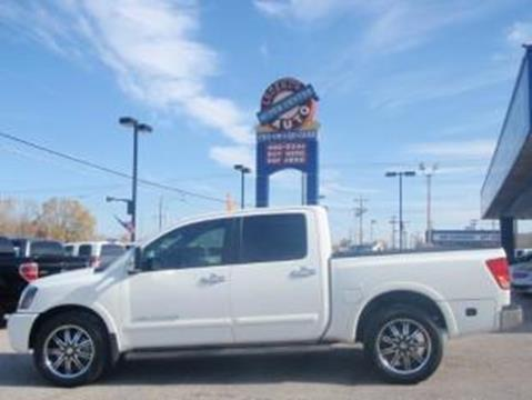 2012 Nissan Titan for sale in Bethany, OK