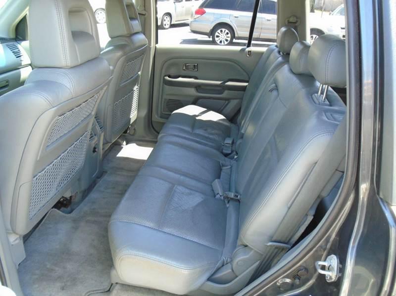 2004 Honda Pilot 4dr EX-L 4WD SUV w/Leather - Brandon FL