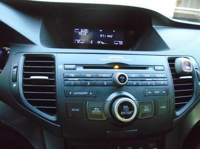 2012 Acura TSX 4dr Sedan 5A w/Special Edition - Brandon FL