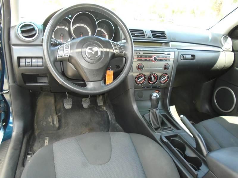 2007 Mazda MAZDA3 s Sport 4dr Sedan (2.3L I4 5M) - Brandon FL