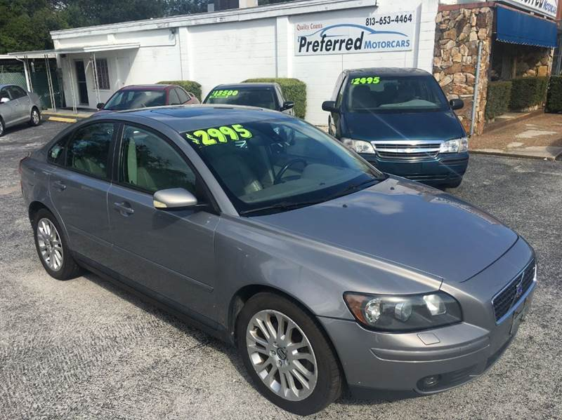 2004 Volvo S40 4dr T5 Turbo Sedan (2004.5) - Brandon FL