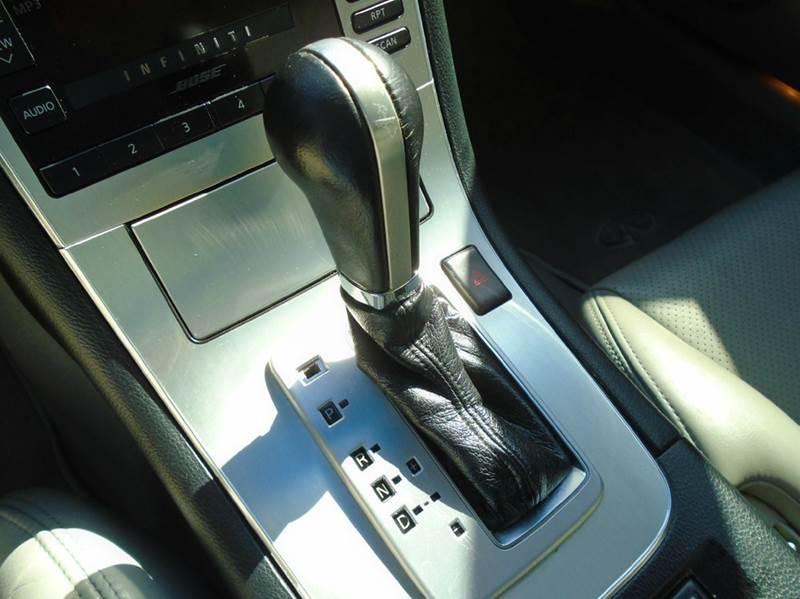 2006 Infiniti G35 2dr Coupe w/automatic - Brandon FL