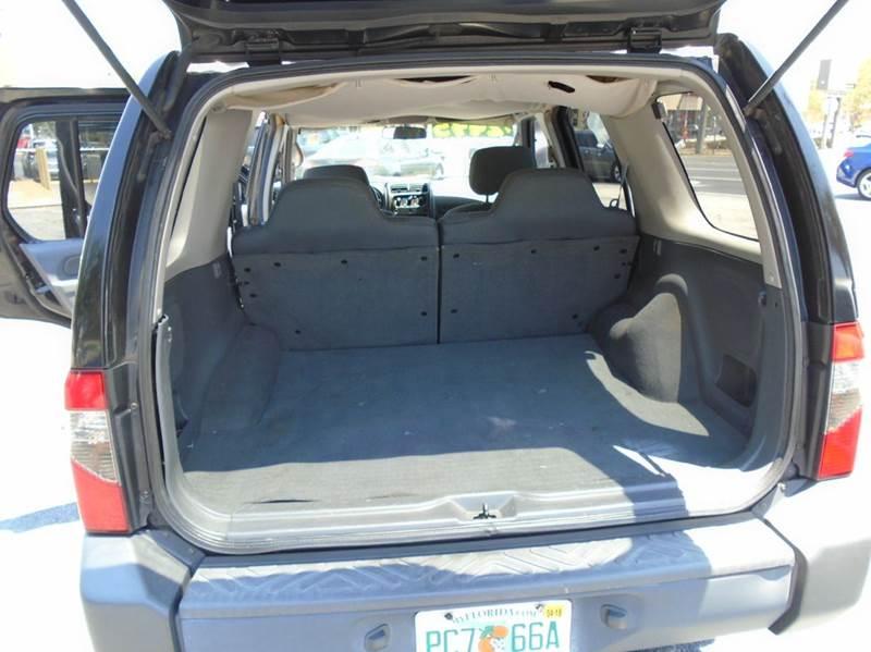 2002 Nissan Xterra SE 2WD 4dr SUV - Brandon FL