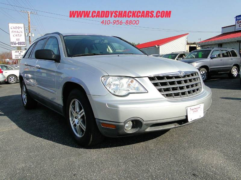 2008 chrysler pacifica awd touring 4dr wagon in edgewater. Black Bedroom Furniture Sets. Home Design Ideas