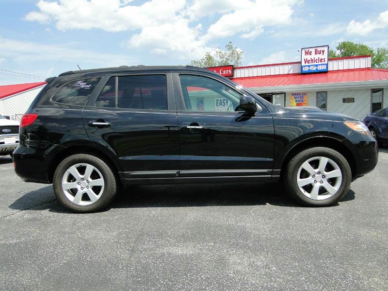 2007 hyundai santa fe limited 4dr suv w xm in edgewater md. Black Bedroom Furniture Sets. Home Design Ideas