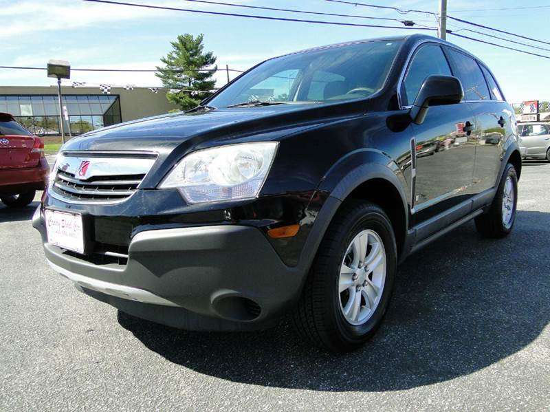 2009 saturn vue xe v6 awd 4dr suv in edgewater md caddy. Black Bedroom Furniture Sets. Home Design Ideas