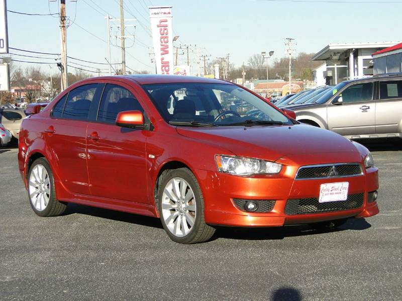 2009 mitsubishi lancer gts 4dr sedan cvt in edgewater md. Black Bedroom Furniture Sets. Home Design Ideas