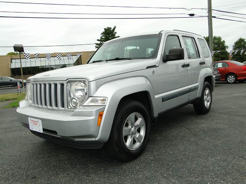 2010 jeep liberty sport 4x4 4dr suv in edgewater md caddy shack cars. Black Bedroom Furniture Sets. Home Design Ideas