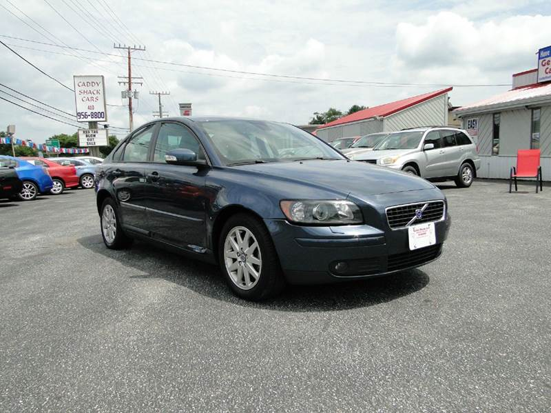2007 volvo s40 t5 4dr sedan in edgewater md caddy shack cars. Black Bedroom Furniture Sets. Home Design Ideas