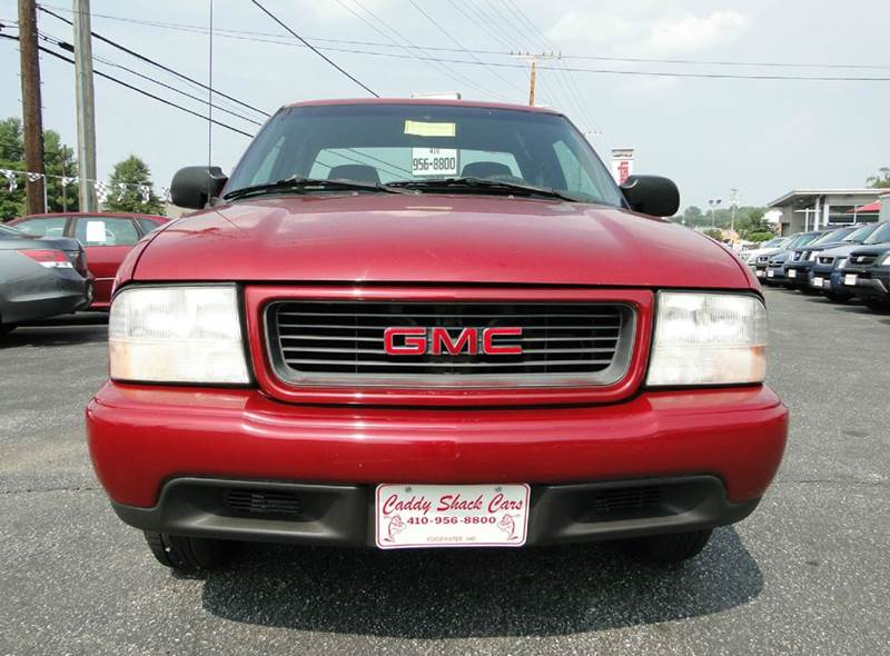 2000 gmc sonoma sls sport 2dr extended cab sb in edgewater md caddy shack cars. Black Bedroom Furniture Sets. Home Design Ideas