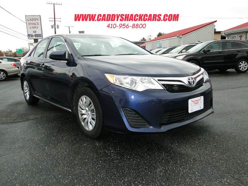 2014 toyota camry le 4dr sedan in edgewater md caddy shack cars. Black Bedroom Furniture Sets. Home Design Ideas