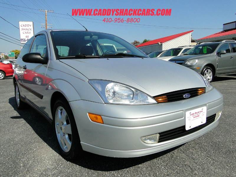 2001 ford focus zx3 2dr hatchback in edgewater md caddy. Black Bedroom Furniture Sets. Home Design Ideas