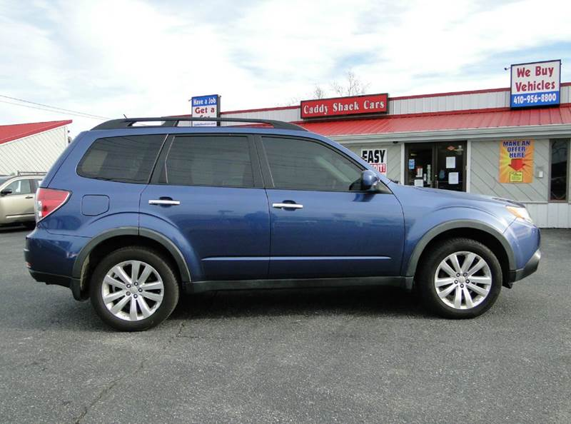 2011 subaru forester 2 5x limited awd 4dr wagon in for Subaru forester paint job cost