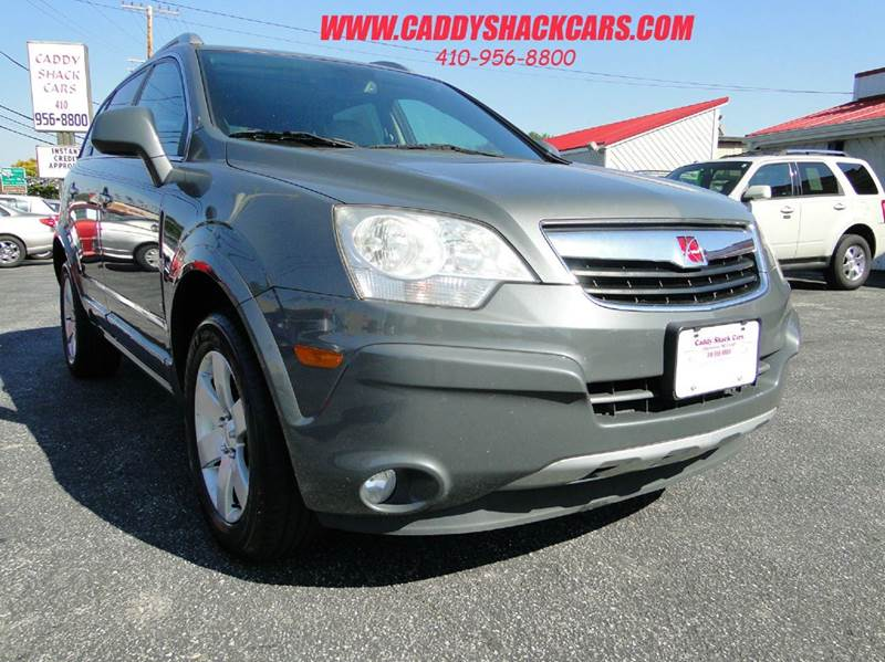 2009 saturn vue xr 4 4dr suv in edgewater md caddy shack. Black Bedroom Furniture Sets. Home Design Ideas