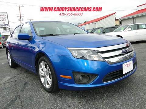 2012 Ford Fusion for sale in Edgewater, MD
