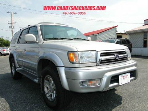 2000 Toyota 4Runner for sale in Edgewater, MD