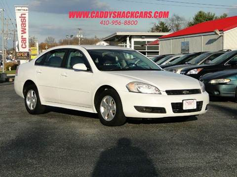 2011 Chevrolet Impala for sale in Edgewater, MD