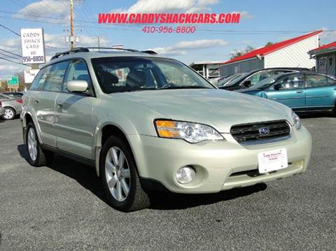 2007 Subaru Outback for sale in Edgewater, MD