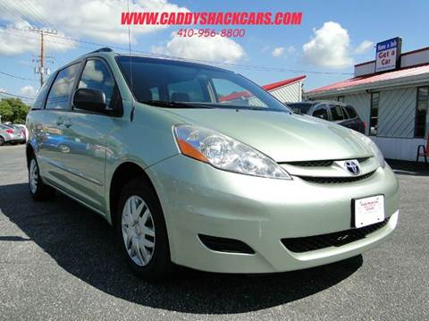 2007 Toyota Sienna for sale in Edgewater, MD