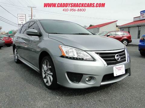 2013 Nissan Sentra for sale in Edgewater, MD