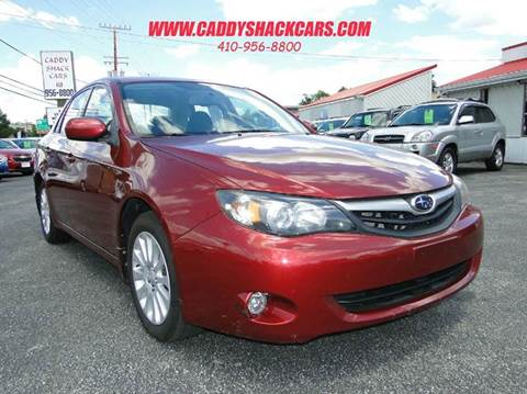 2011 Subaru Impreza for sale in Edgewater, MD