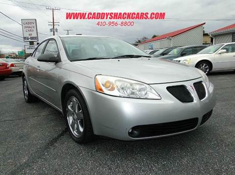 2006 Pontiac G6 for sale in Edgewater, MD