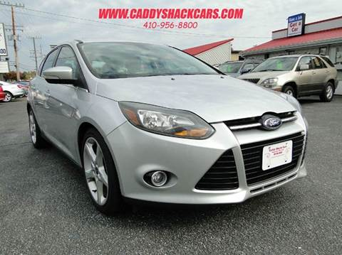 2012 Ford Focus for sale in Edgewater, MD