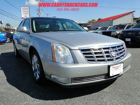 2008 Cadillac DTS for sale in Edgewater, MD