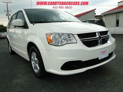 2012 Dodge Grand Caravan for sale in Edgewater, MD
