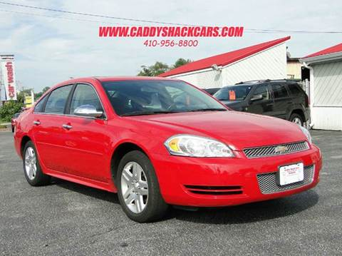 2013 Chevrolet Impala for sale in Edgewater, MD