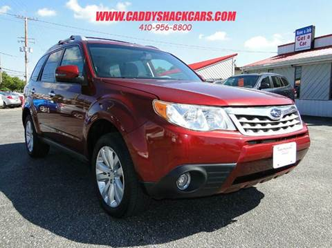2011 Subaru Forester for sale in Edgewater, MD