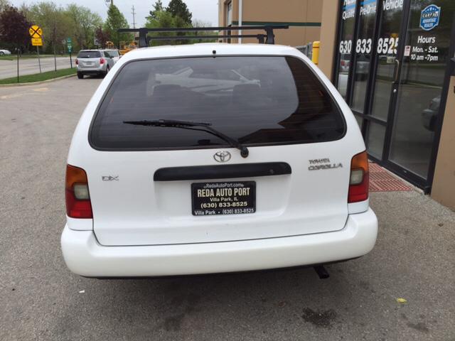 1995 Toyota Corolla DX 4dr Wagon - Villa Park IL