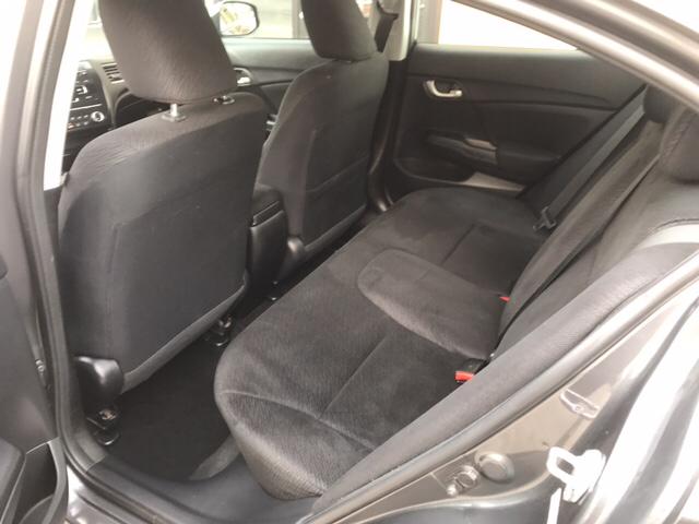 2013 Honda Civic LX 4dr Sedan 5A - Villa Park IL