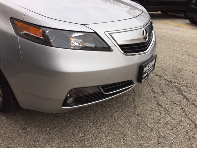 2013 Acura TL 4dr Sedan w/Technology Package - Villa Park IL
