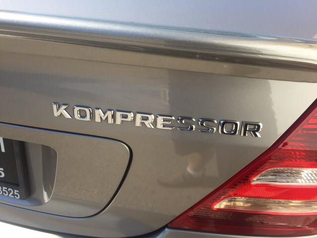 2005 Mercedes-Benz C-Class C230 Kompressor Sport - Villa Park IL