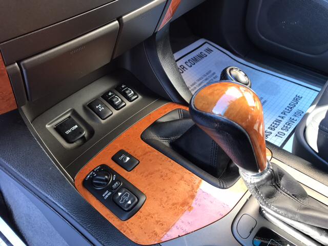 2004 Lexus GX 470 Base 4WD 4dr SUV - Villa Park IL