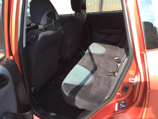 2008 Honda Fit Sport 4dr Hatchback 5A - Villa Park IL