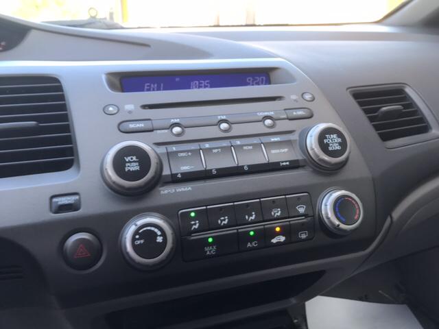 2007 Honda Civic LX 4dr Sedan (1.8L I4 5M) - Villa Park IL