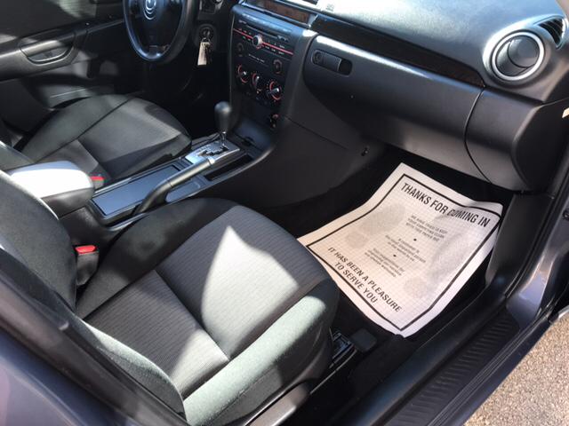 2008 Mazda MAZDA3 i Sport New 4dr Sedan 4A - Villa Park IL