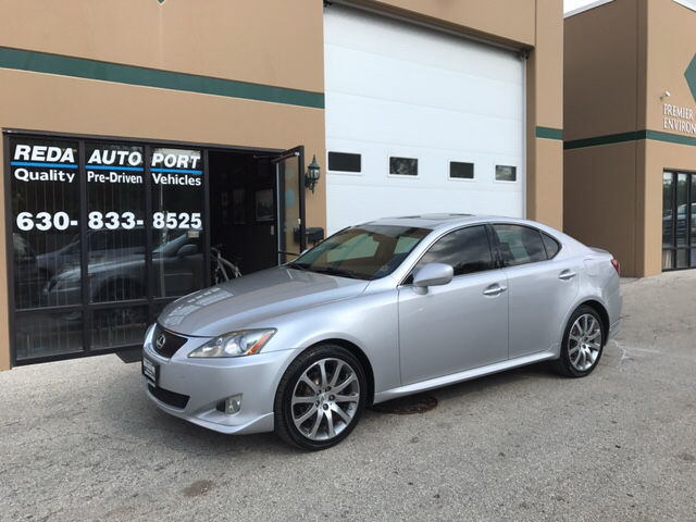 2006 Lexus IS 250 AWD 4dr Sedan   Villa Park IL