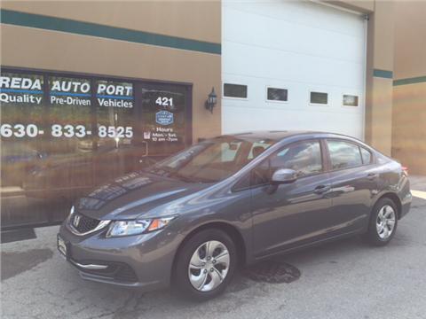 2013 Honda Civic for sale in Villa Park, IL