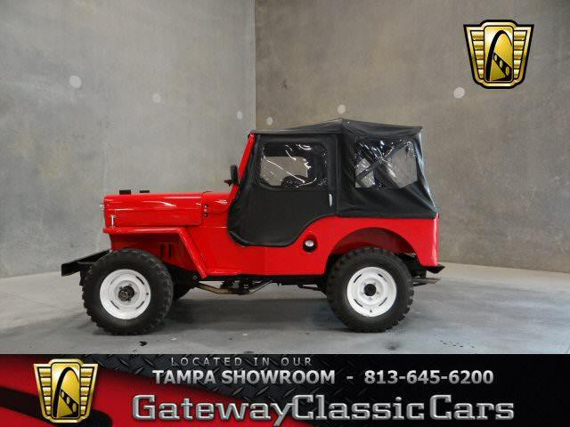1964 Willys CJ3B